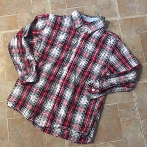 Tommy Hilfiger boys button down size 6